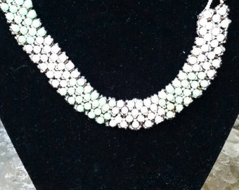 Beautifully Inspired Pearl Necklace