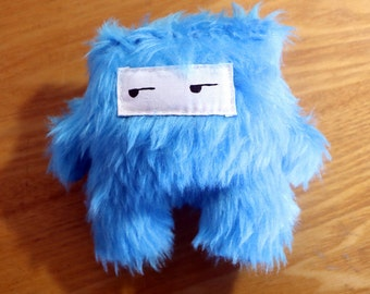 Shifty the Yeti (Blue D)