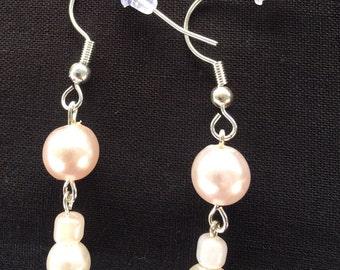 Pink Pearl Bridesmaid Set