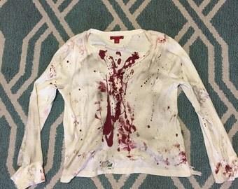 Zombie Costume, Walking Dead Costume, Halloween Costume, Horror, Halloween, Zombie Shirt
