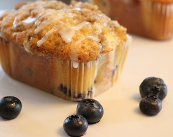 Pumpkin Streusel Bread, Blueberry Streusel Bread, Apple Streusel Bread, Banana Streusel Bread