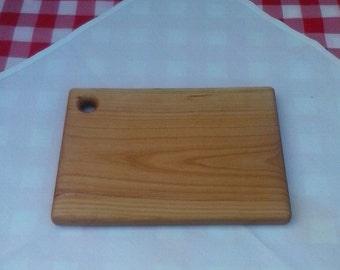 Hardwood Cheese Board