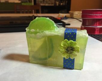 Margarita soap