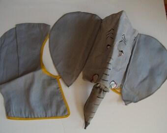 Halloween Elephant Costume Child's Vintage