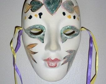 Decorative Ceramic Mask
