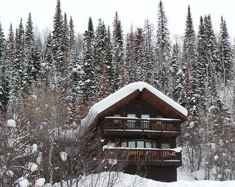 Winter House - Steamboat, CO