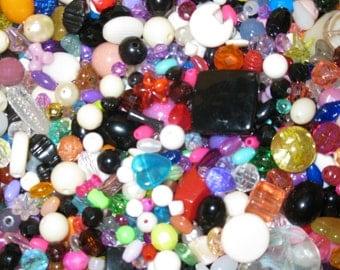 Grab Bag Beads, Acrylic