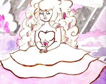 Rose Quartz Original Copy