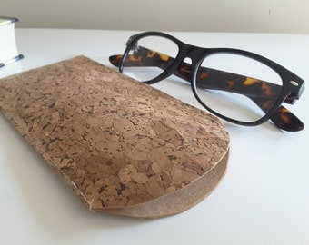 Glasses case from Cork