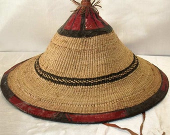 Fulani Hat African Tribal Africa