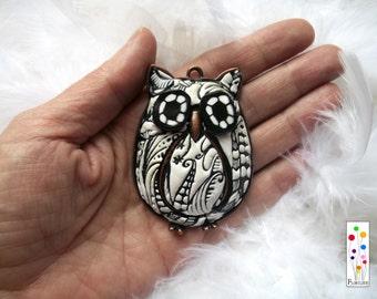 Pendant Chouette / OWL