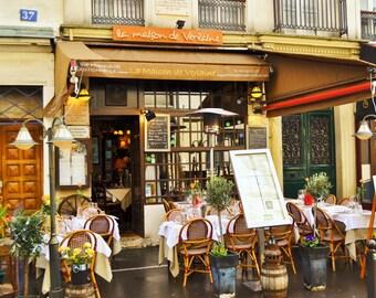 Le Maison de Verlaine, Paris