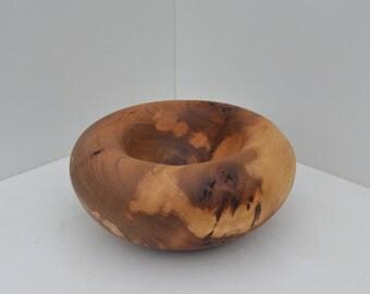 Burr Elm Chunky Bowl