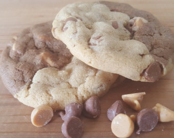 Chocolate Meets Peanut Butter Cookie
