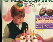 1984 Wilton Year Book & Pattern Book