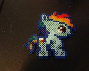 My Little Pony Perler Bead