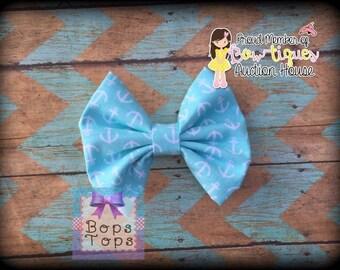 Fabric bow tie