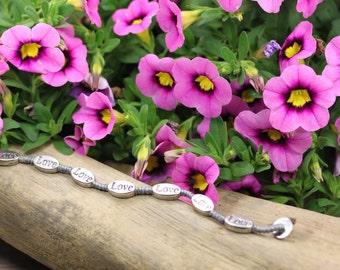 Handmade Love Inspired Bracelet