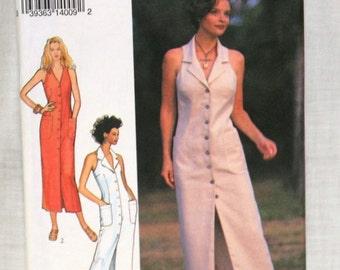 Style Pattern 2273 - Ladies Tea Length Summer Drress