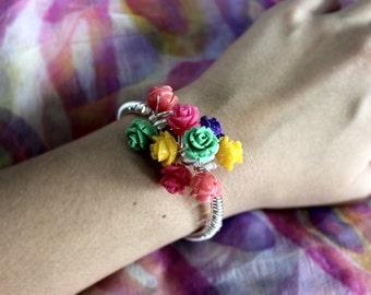 Bouquet bracelet