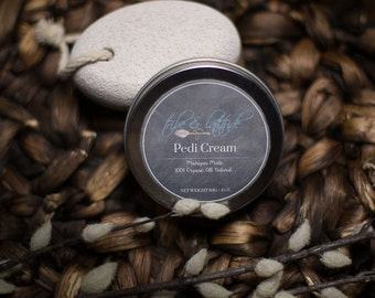 Pedi Cream, 4oz Handmade