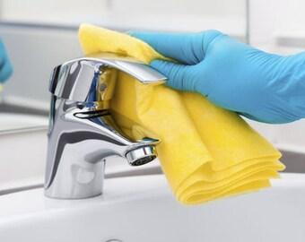 GCU Bathroom Cleaning Service