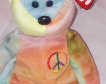rare peace bear