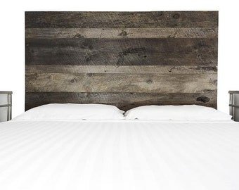 Reclaimed Wood Beresford Headboard