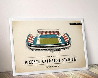 Vicente Calderon