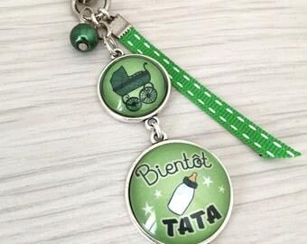 custom message soon tata REF.91 Keyring