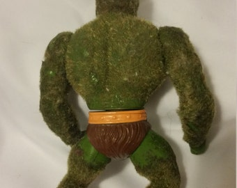 Masters of the Universe Heman He-Man Action Figure Moss Man MOTU