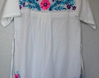 Handmade Mexican Blouse