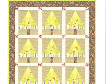 Items Similar To Mini Quilt Pattern Dutch Windmill On Etsy