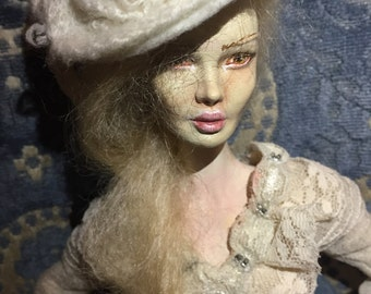 art ball jointed doll Grace