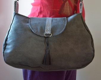 Bag satchel grey - Re. S26