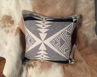 Native American Inspired Pillow - Southwestern Decor - PRICE REDUCED