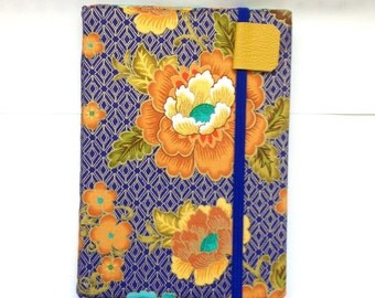 Kindle Paperwhite cover - Emperor's Garden - Kindle Touch,  Basic - hardcover eReader - chinoiserie peony floral