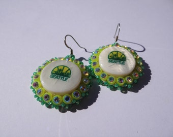 Seattle Earrings