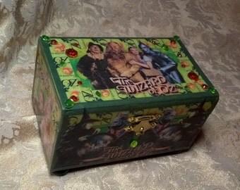 Wizard of Oz Trinket Box