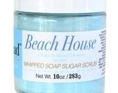 Beach House Whipped Soap Sugar Scrub
