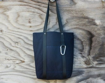 EARNEST Tote - Midnight