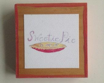 Sweetie Pie Tiny Print
