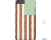 Flag iPhone case, iPhone 6 case, iPhone 6s Case, Patriotic gifts, Boho chic, iPhone 6s plus case, Flag Case, iPhone 5s case, Galaxy S7 Case