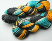 Sid Fishious - Hand Dyed Yarn - Dyed to Order
