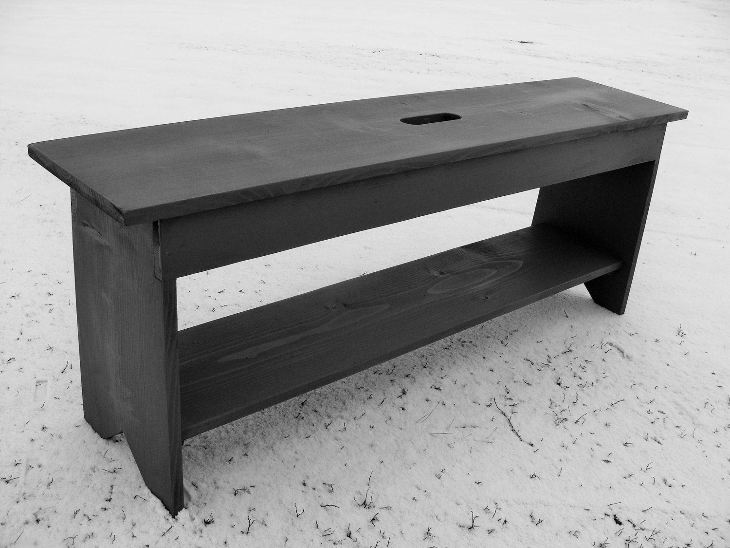 Rustic Benches Farmhouse Bench Coffee Table Entryway Storage