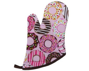 Donuts Oven Mitt