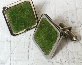 The Perfect Lawn Cufflinks