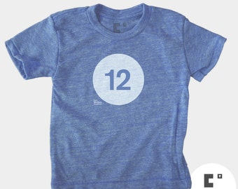 12th Birthday Shirt - Boys & Girls Unisex TShirt