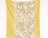 Nani Iro Kokka Japanese Fabric Vitality wata double gauze - A - 50cm