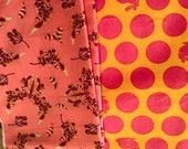 Tula Pink Destash Acacia Bunny Fox and Field